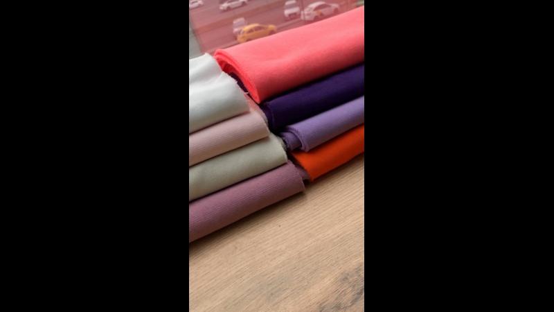 Видео от Clover Textile