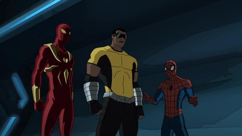 Совершенный Человек Паук Ultimate Spider Man 4 сезон 5 серия