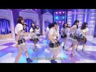 [Perf] Nogizaka46 3rd Gen. Members introduction + Inochi wa Utsukushii @ AKB48 SHOW [21 Januari 2017]