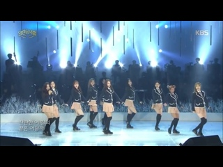 [PERF] 161211 Real Girls Project - One For All @ KBS 'Open Concert'