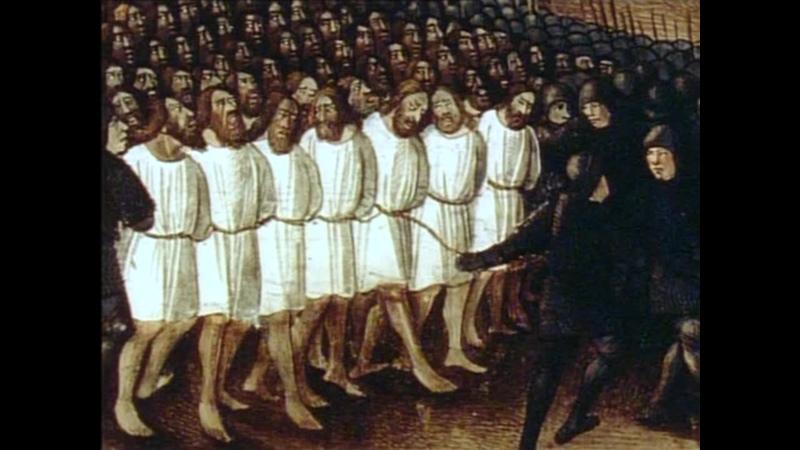 BBC Крестовые походы The Crusades 1995 4я серия