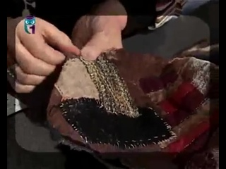 Лоскутное шитье. Шьём стильную сумку по традиционной японской технологии боро. М
