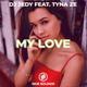 Dj Jedy feat. Tyna Ze - My Love