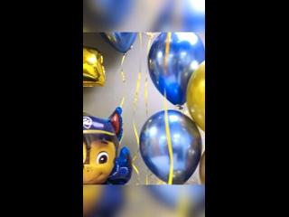 Video by Воздушные,гелиевые шары,оформление в Волгограде