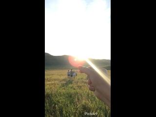 Video by Olesya Shkurko