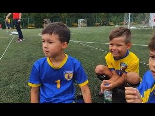 Видео от ЮНИОР - Школа футбола, Ярославль