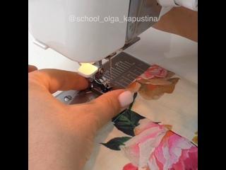 Видео от SOK-Онлайн школа дизайна одежды Ольги Капустиной