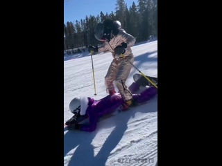 Хватит спорить, кто круче лыжники или сноубордисты. Пора работать в команде