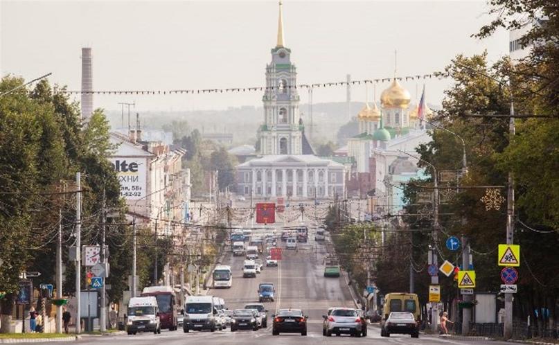 Тула. Проспект Ленина