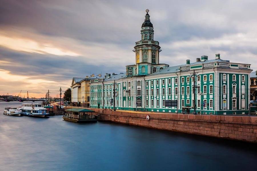 2022-07, Тур в Санкт-Петербург в июле, 7 дней (B)