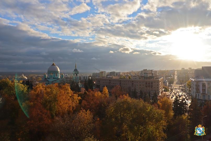 ???? Краски осени. #Курск