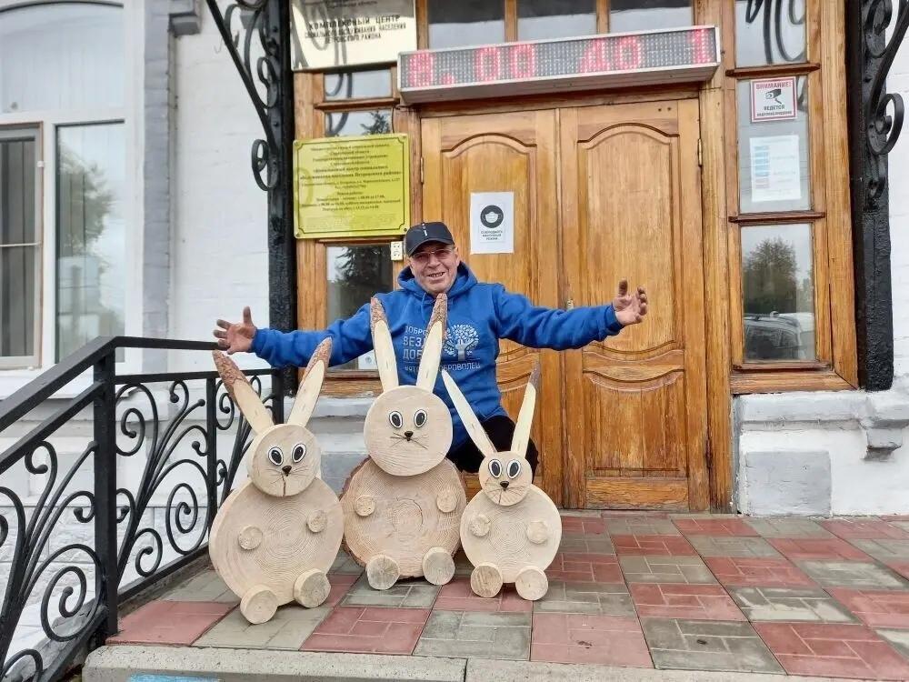 Петровчане участвуют в областной акции «Мастерская серебряных волонтёров»