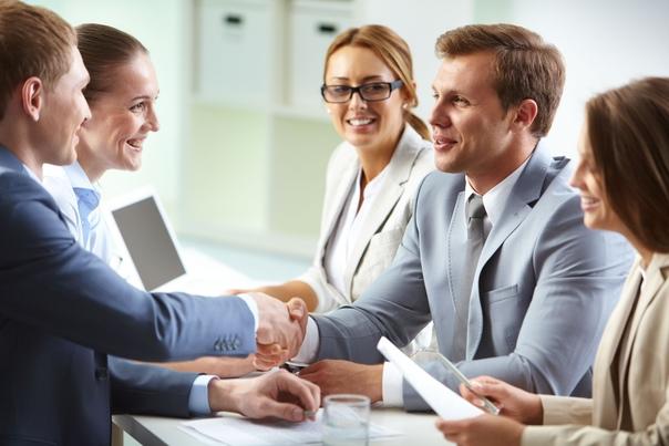 Требуется: менеджер по работе с корпоративными кли...