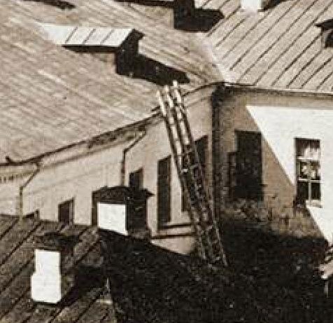 Москва без людей в 1867 году. Где все люди?, изображение №79