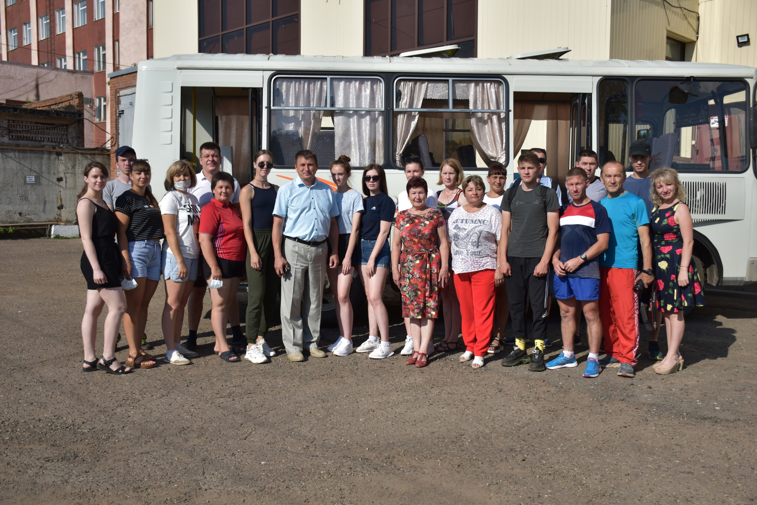 Можгинская команда спортсменов отправилась на ХХХ Республиканские