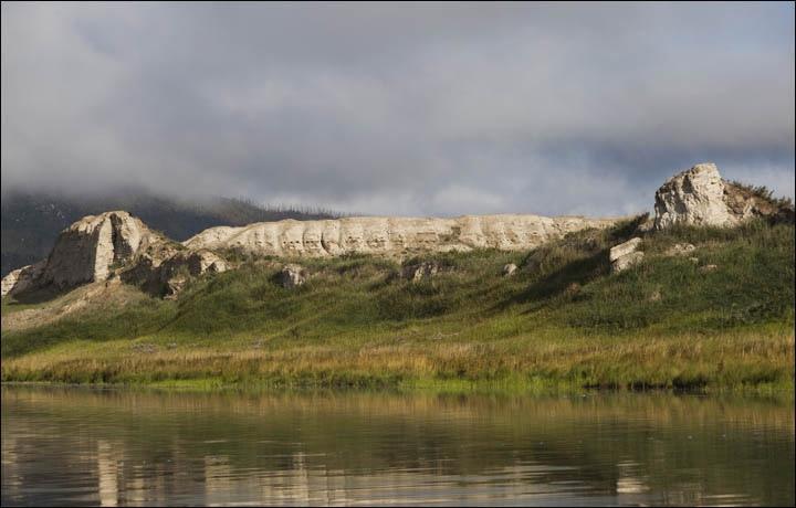 Тайна древней крепости Пор-Бажын, построенной на острове в сибирском озере, изображение №10