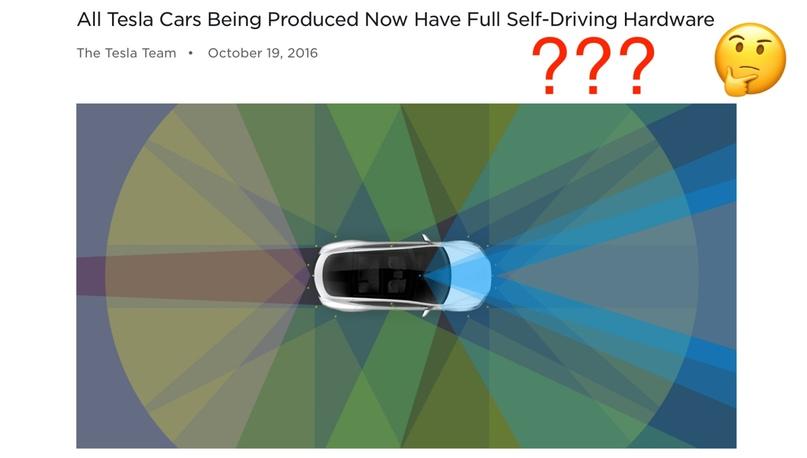 Автовладельцы в ярости: Tesla требует 1500 долларов за оборудование, которое уже было оплачено.
