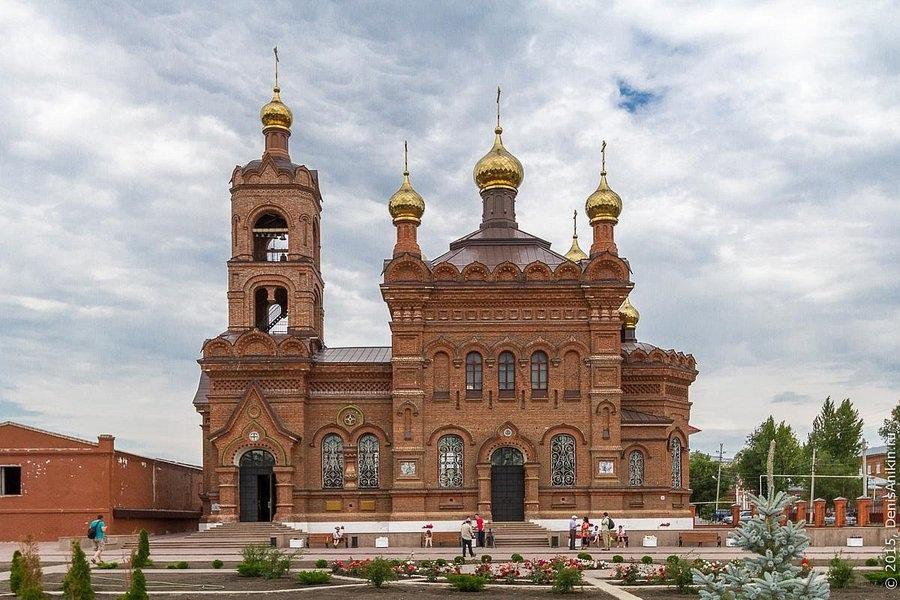 Хвалынск. Портрет города