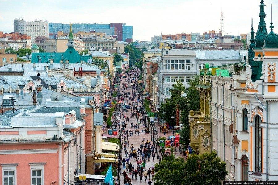 Нижний Новгород. Портрет города