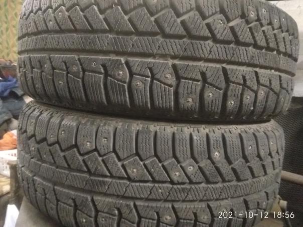 Продам резину (шины)  Continental185/60 R-15 безка...
