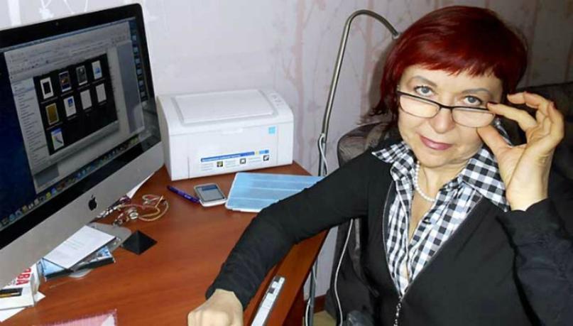 📖14 октября родилась ТАМАРА КРЮКОВА – автор книг для детей и юношества.