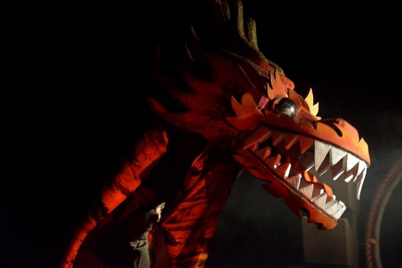 Спектакль «Дракон и Золотая черепаха» Санкт-Петербургского театра марионеток им. Е.С. Деммени
