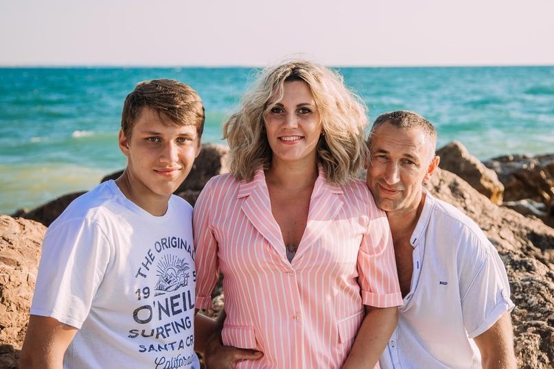 Семейная фотосессия в Николаевке - Фотограф MaryVish.ru