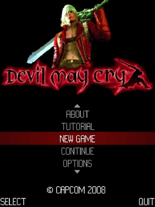 Devil May Cry 3 (Java)