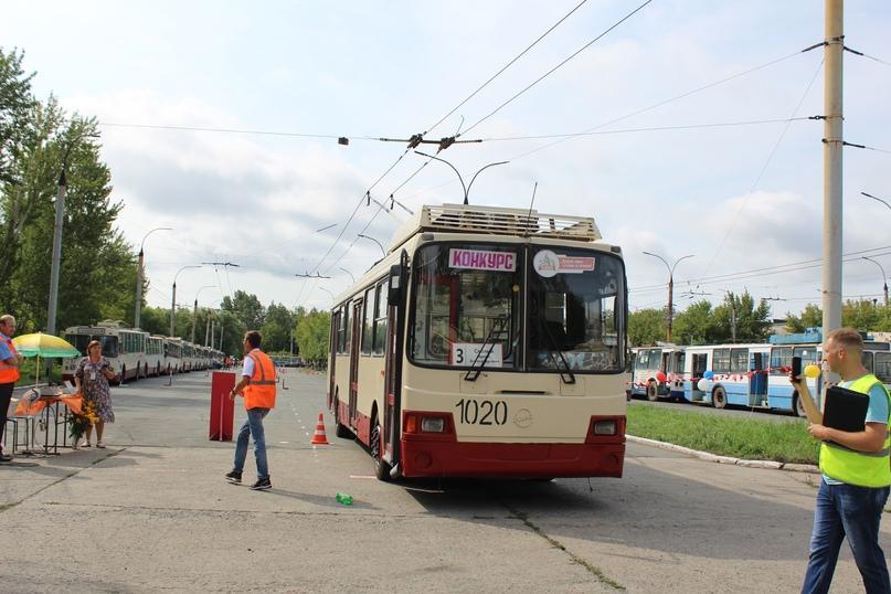 Конкурс профессионального мастерства среди водителей троллейбуса— 2021., изображение №82