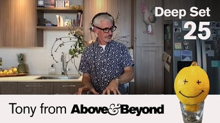 Tony from A&B: Deep Set 25 | 9-hour livestream DJ set w/ guest Marsh [@Anjunadeep]