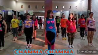 CHAMMA CHAMMA | BOLLYWOOD | ZUMBA | LILAC dance
