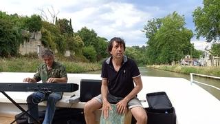 Jazz O Canal. Gisc. Carcassonnais                               Duo  Tes Oreilles..