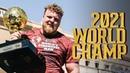 2021 SBD Worlds Strongest Man Winner - Tom Stoltman