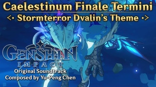 Genshin Impact Original Soundtrack: Caelestinum Finale Termini — Stormterror Dvalin's Theme