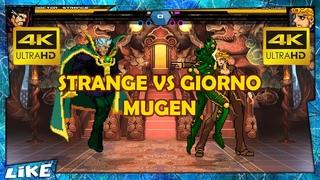 Doctor Strange Vs Giorno Requiem   Avengers Vs JoJo's Bizarre [Hard Fight] GAME CLIPS 4K