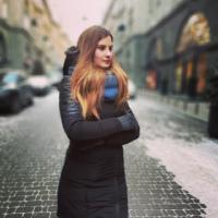 Фотография страницы Оксаны Шевчук ВКонтакте