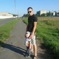 Фотография страницы Игоря Мизерева ВКонтакте