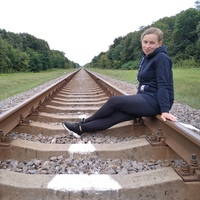 Фотография страницы Юли Соловей ВКонтакте