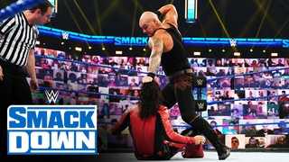 Shinsuke Nakamura vs. King Corbin: SmackDown, June 4, 2021