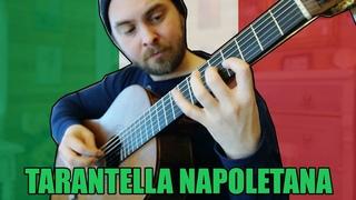 Tarantella Napoletana in 10 levels
