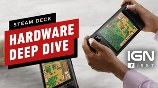Steam Deck: Valve Talks Hardware Power, Controller Comfort, and More