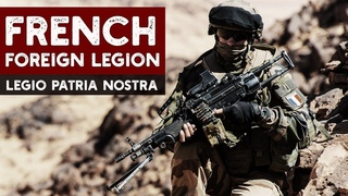 "French Foreign Legion ""Honour and Fidelity""  Légion Etrangère"