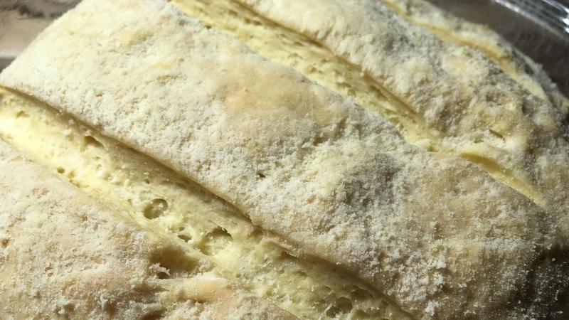 Сметанный хлеб в духовке Такой нигде не купишь