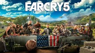 #ulman Знакомство с Far Cry 5 - хорошая захватывающая игра!?