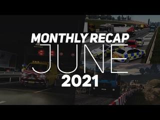 June - Monthly Recap