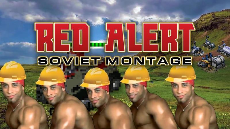 Red Alert Soviet Montage